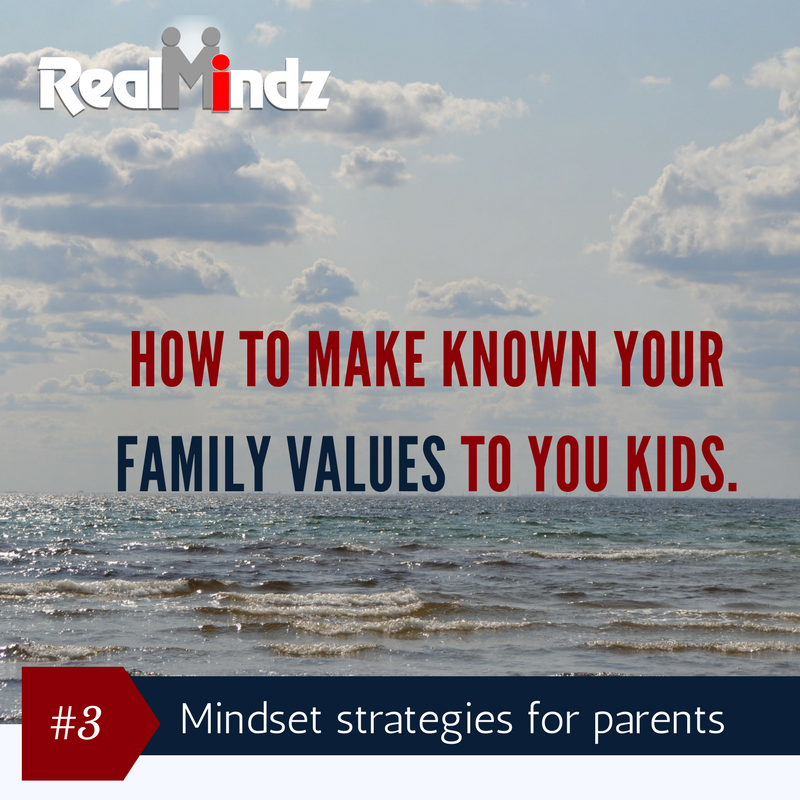 Family Values ideas to create