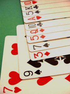 Math Skills Card Games 1
